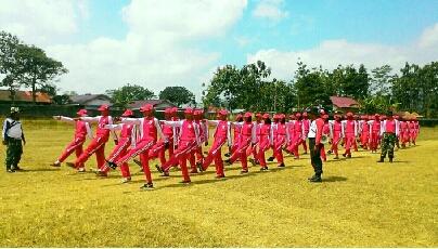 Perjuangan Paskibra Leksono Demi Suksesnya Upacara Hari Kemerdekaan RI Ke-73
