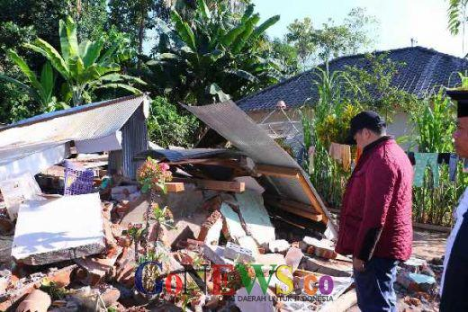 Fahri Kirim Bantuan Susulan Dua Truk Susu Buat Korban Gempa Lombok
