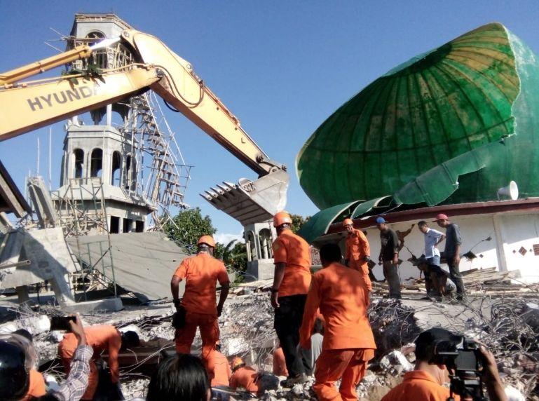 Ferry : Perlu Badan Khusus Rehabilitasi Korban Gempa Lombok