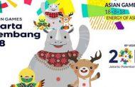 Indonesia Peringkat ke 4 Klasemen Sementara Asian Games 2018