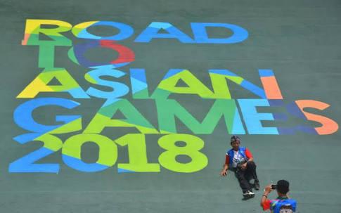 Ratusan Atlet Asian Games dan Journalist Berbagai Negara Padati JSC Palembang