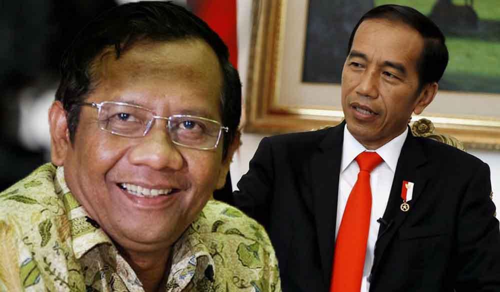Pengamat: Mahfud Gagal Jadi Capres Jokowi Karena Kepentingan Partai Koalisi 2024