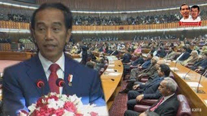 Jokowi: Empat Tahun Kabinet Kerja Tersusun Pondasi Ekonomi L