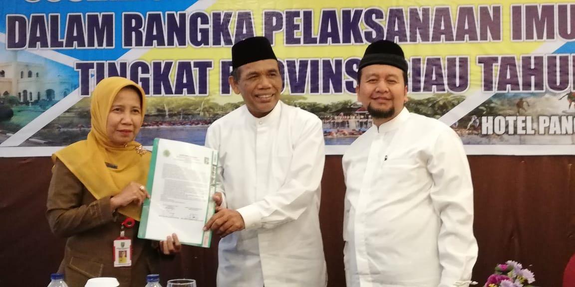 KSP Apresiasi Kesepakatan MUI-Dinkes Riau Lanjutkan Kampanye Imunisasi MR