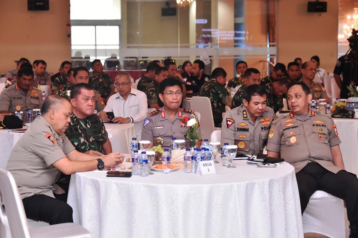Panglima TNI: Tingkatkan Derajat Cegah Dini dan Deteksi Dini Saat Penutupan Asian Games ke-18 di GBK