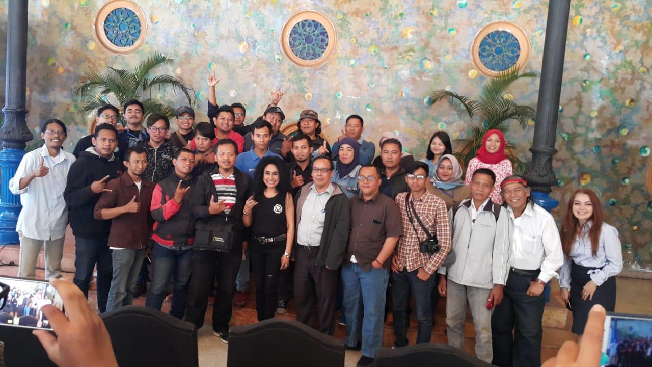 Syilvia Saartje Konser Emas di Gedung UB Malang
