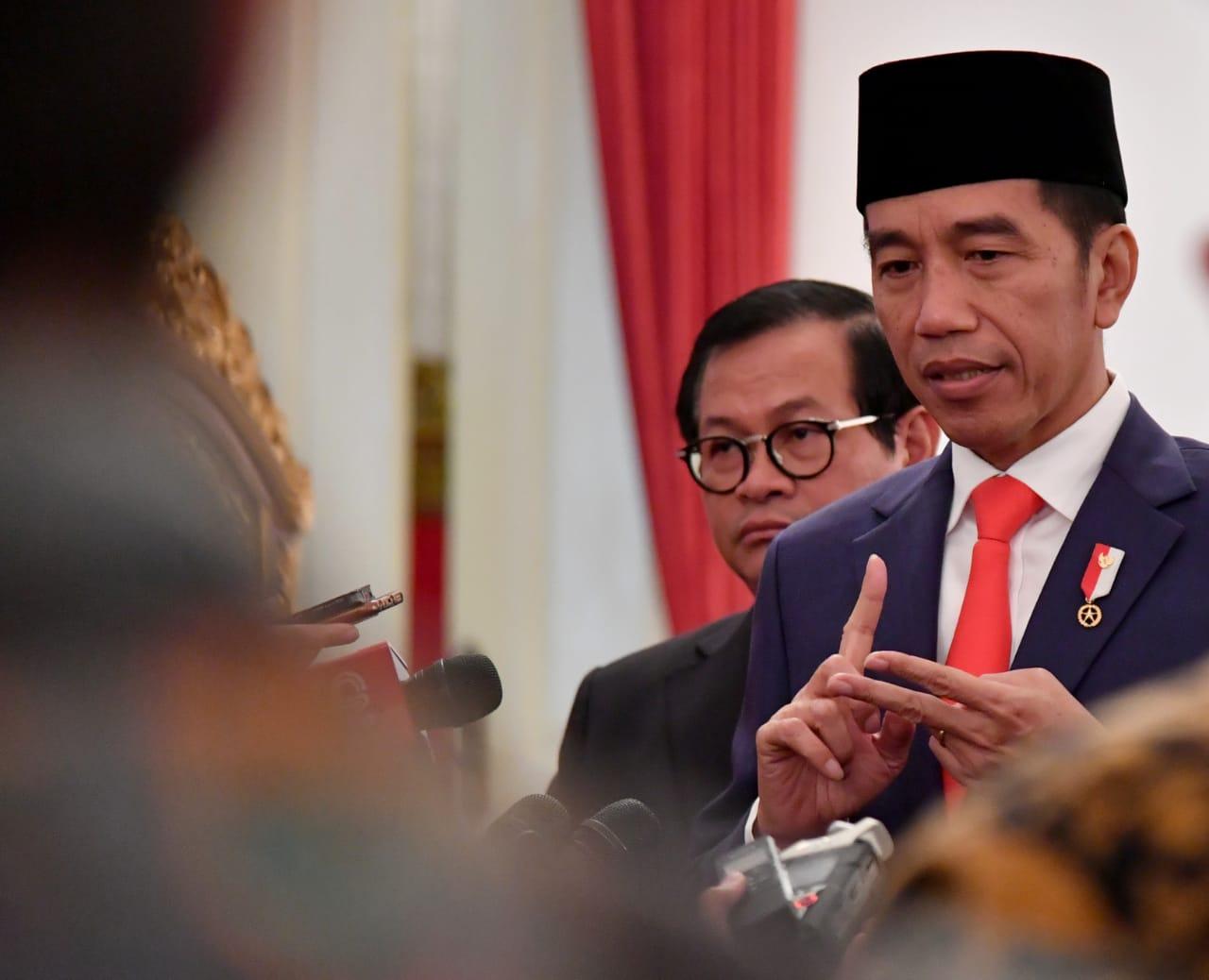 Presiden Jokowi Lantik Gubernur dan Wakil Gubernur NTB