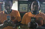 Berlagak Polisi, Dua Debt Collector Diringkus Anggota Polsek Singosari