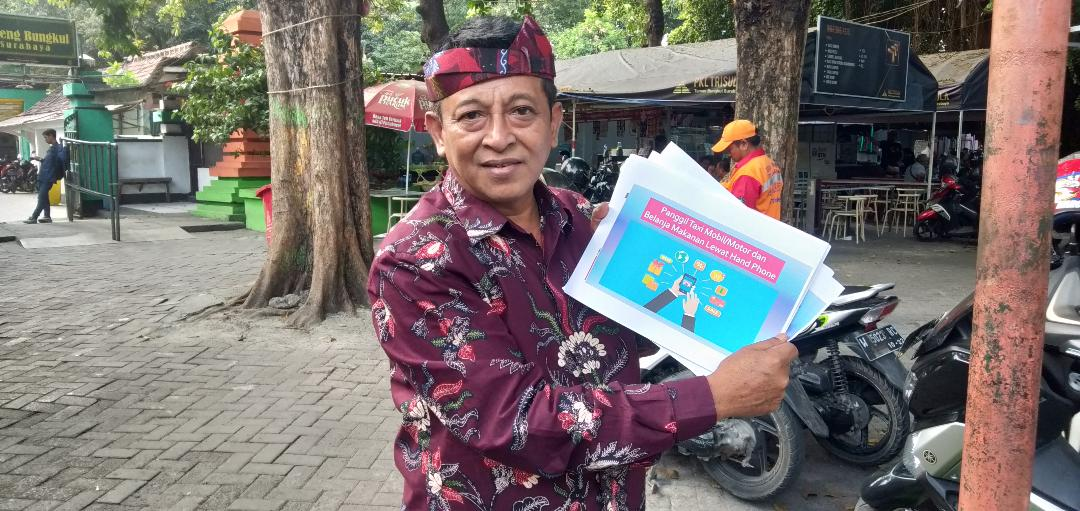 Moch Efendi, Dirikan Usaha Transpotasi Online Untuk Kemajuan Desa