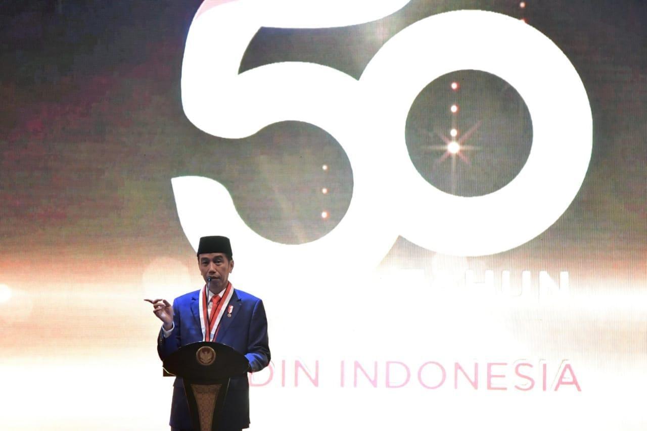 Presiden Jokowi Paparkan Alasan Pembangunan Infrastruktur di Indonesia Timur