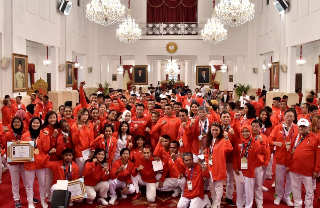 Berikut Rincian Perolehan Medali Asian Games 2018