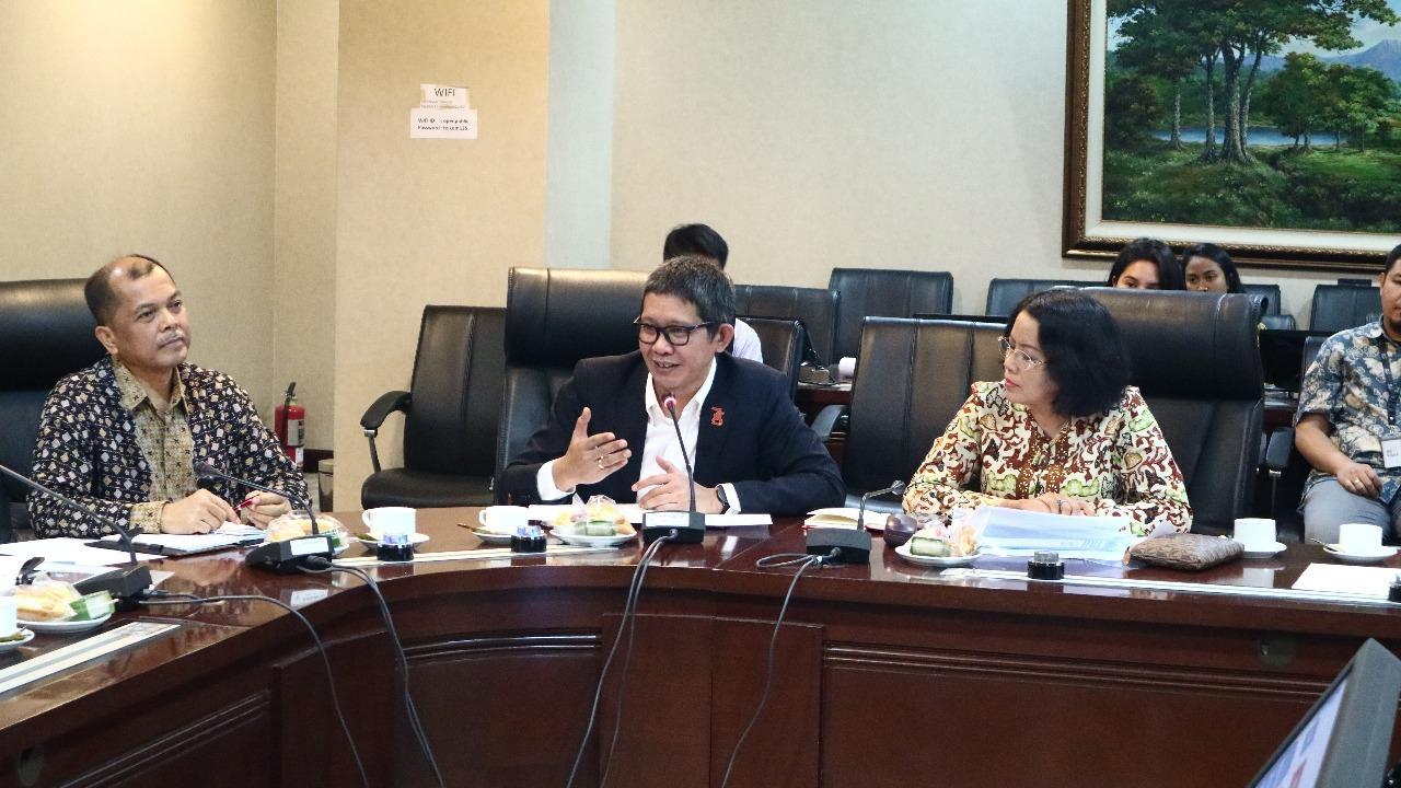 Sinergi Lintas Kementerian Lembaga untuk Diseminasi Capaian 4 Tahun Pemerintah