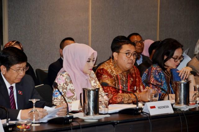 Parlemen Indonesia Berhasil Desak AIPA Angkat Isu Rohingya