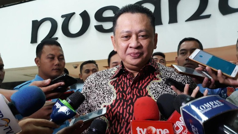 Bamsoet Ajak TNI/Polri dan BIN Antisipasi Manuver Politik Politisi