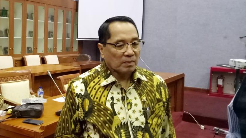 Firman Subagyo Minta KPU Patuhi Putusan MA soal Bekas Napi Korupsi Nyaleg