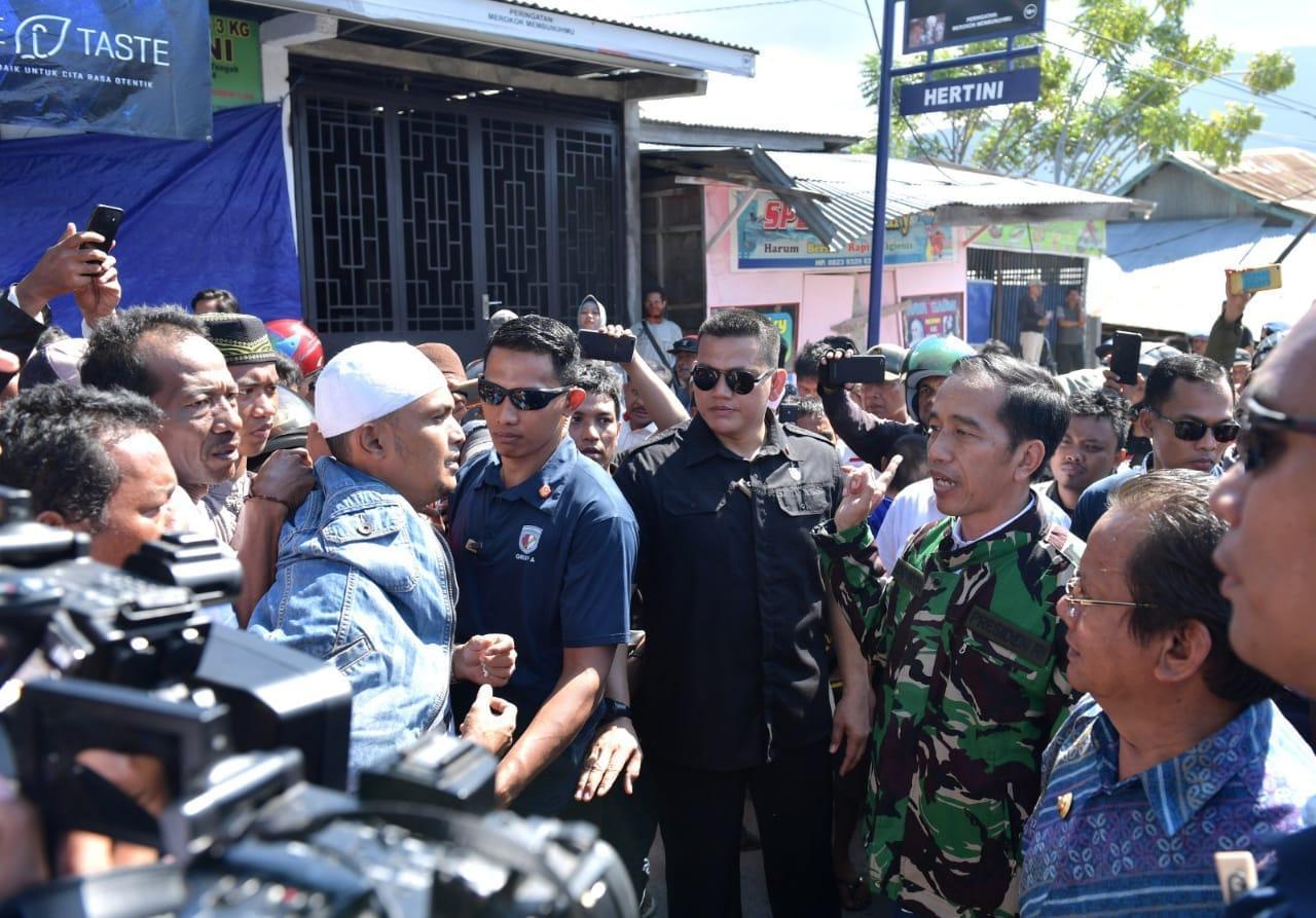 Presiden Tekankan Evakuasi Korban Jadi Prioritas Pertama