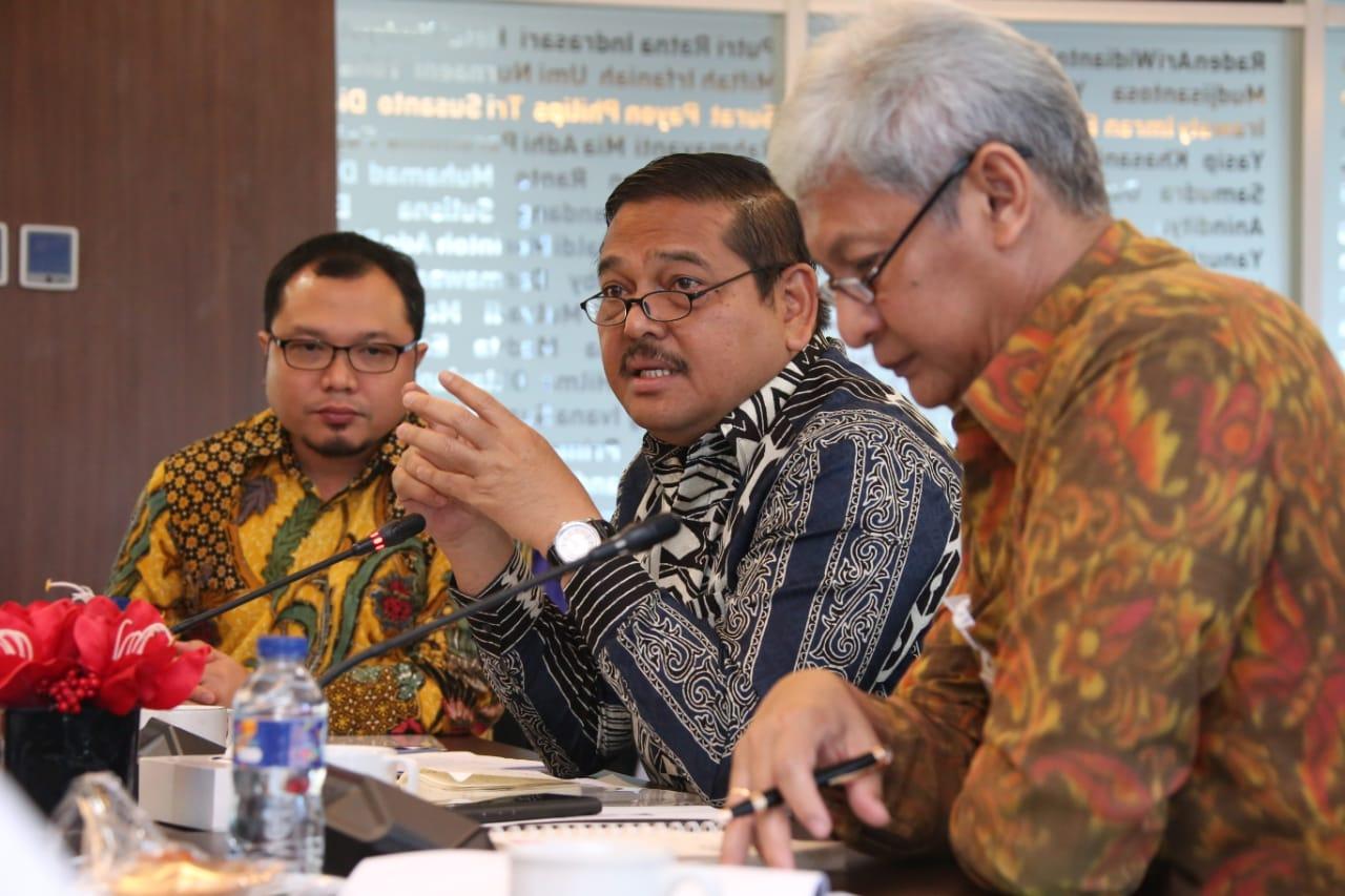 Komite II DPD RI Dorong Daerah Daftarkan Produk Unggulan ke