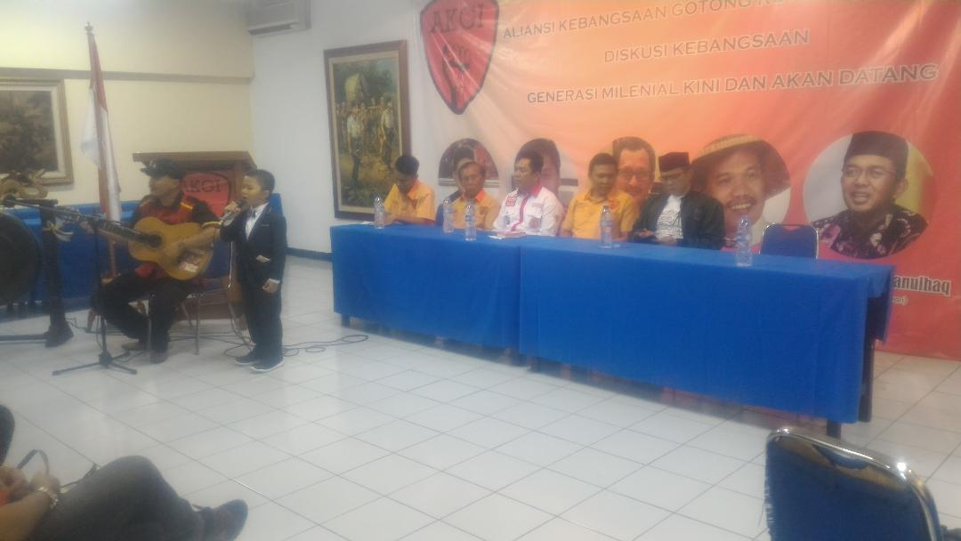 Direktur Relawan Tekankan Relawan Untuk Menangkan Jokowi – KH. Ma'ruf Amin