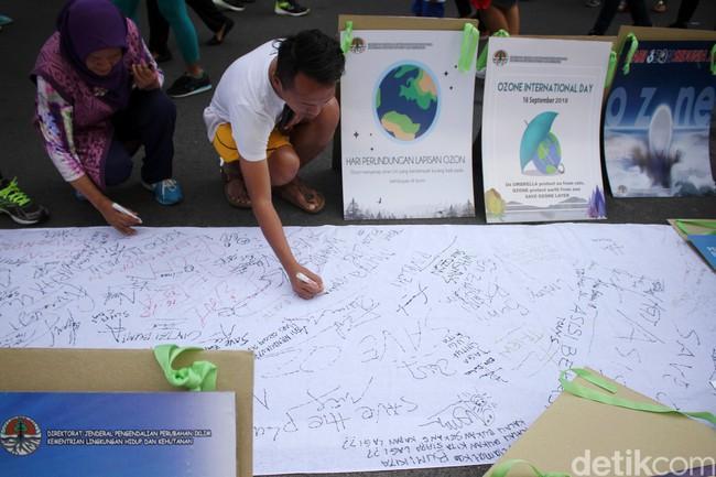 Hari Ozon Internasional : Pentingnya Lapisan Ozon Untuk Generasi Muda