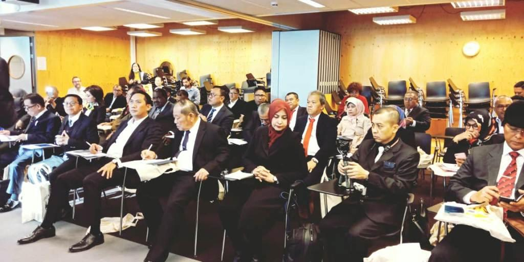 Kabupaten Serdang Bedagai  Bersama APKASI Ikuti Executive Course and IHS di Belanda