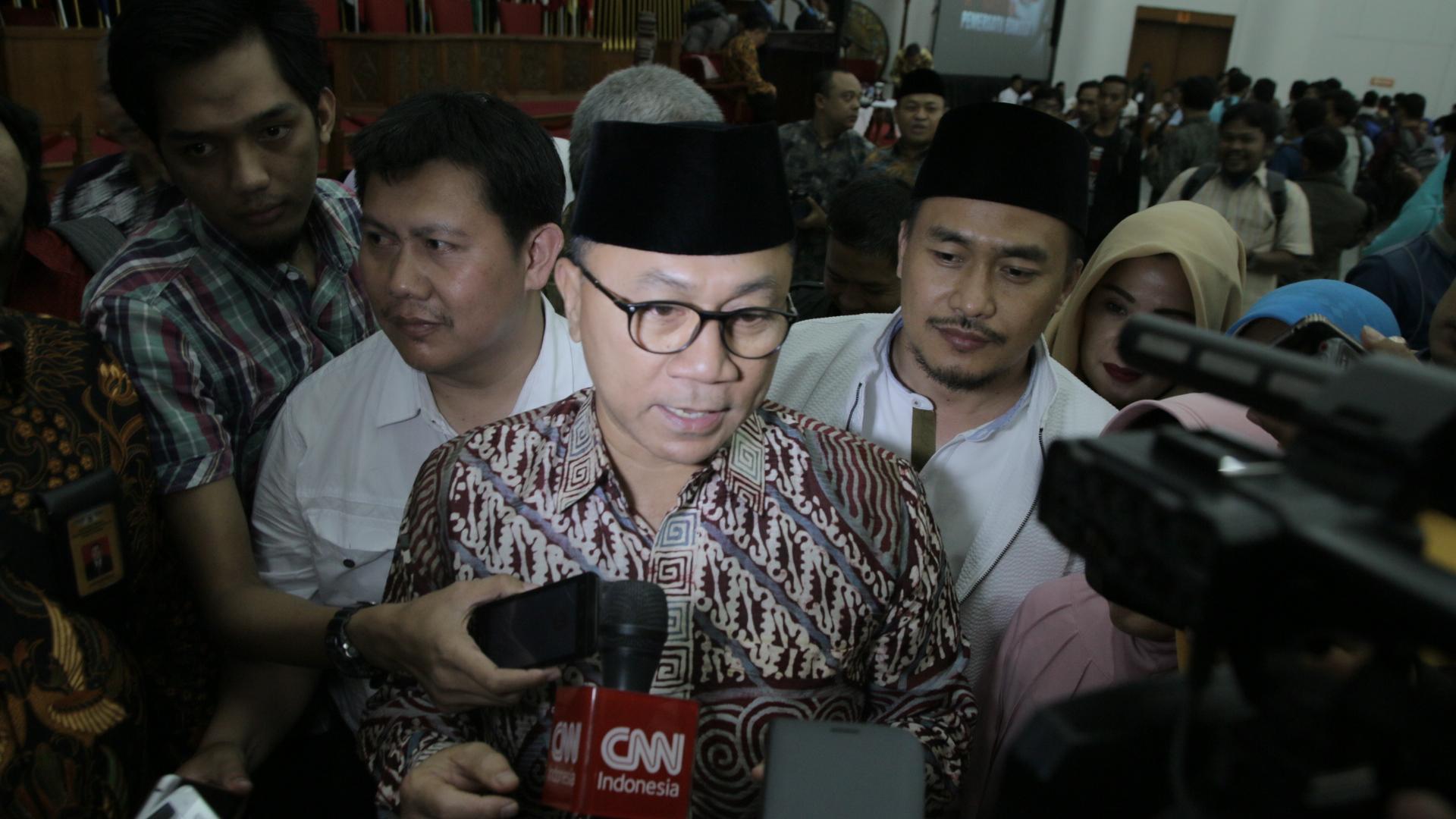 Zulhas Tersinggung Ketika Dikritik Saat Menjadi Menteri Kehutanan