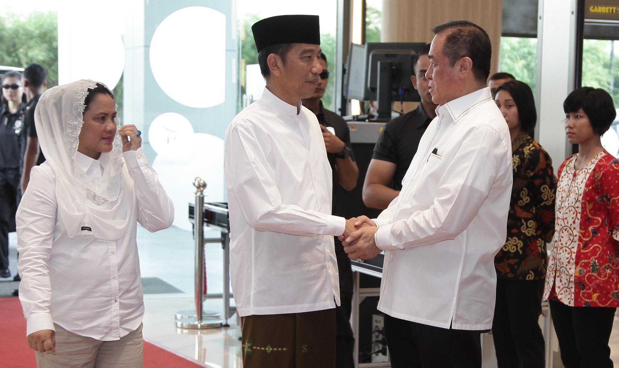 Presiden Jokowi Pilih NOVOTEL SAMATOR SURABAYA TIMUR