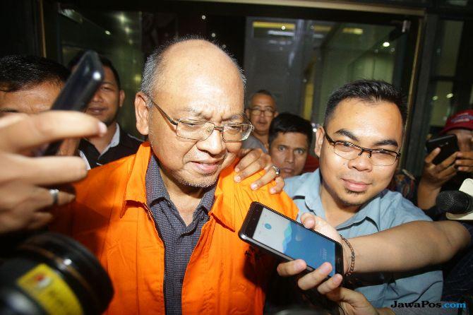 Usai Diperiksa, KPK Langsung Tahan Bupati Malang