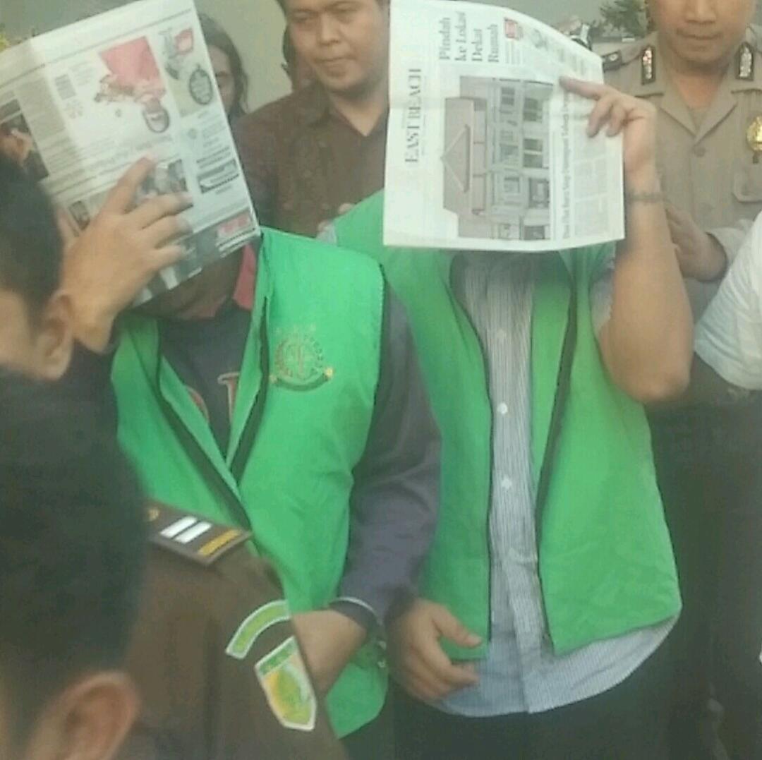 Dua Penyelundup 3 Kontainer Miras, Ditahan Jaksa Tanjung Perak