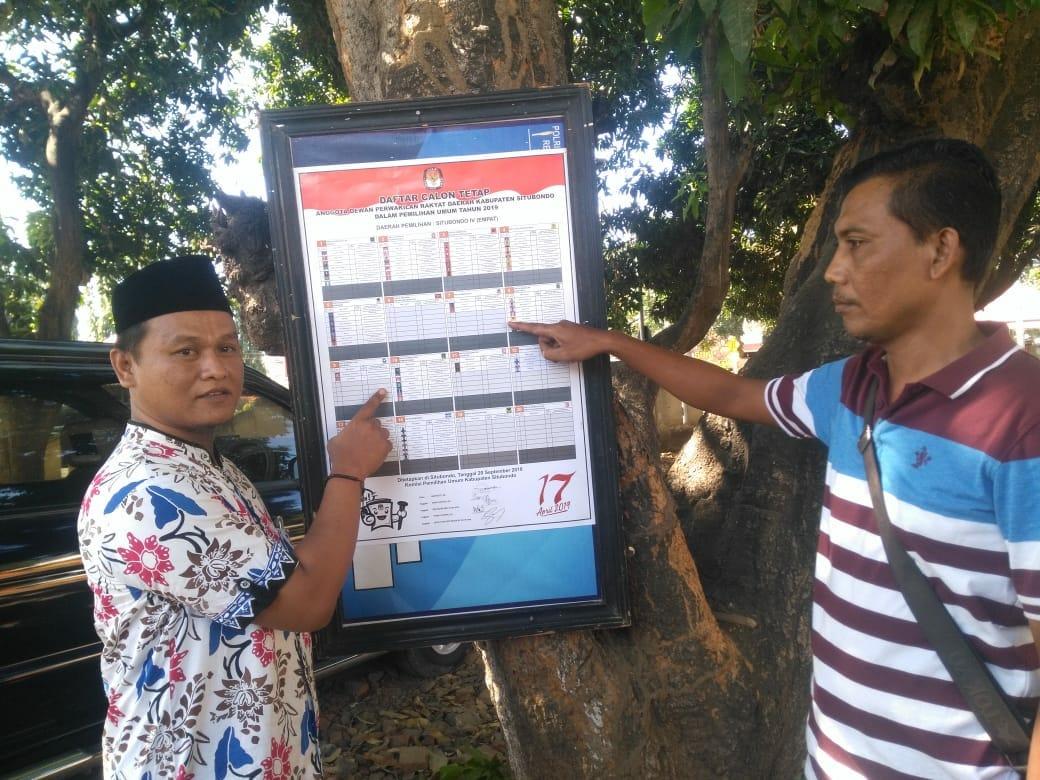 Foto Caleg Tertukar Pada DCT, KPU Diprotes Partai Berkarya