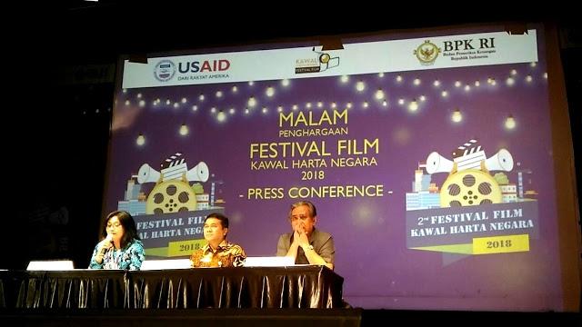 Ketua BPK: BPK Apresiasi Karya Film Tentang Kawal Harta Negara