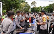 Kapolres Cek Kesiapan Sarpras Hadapi 3 Kegiatan Besar di Wonosobo
