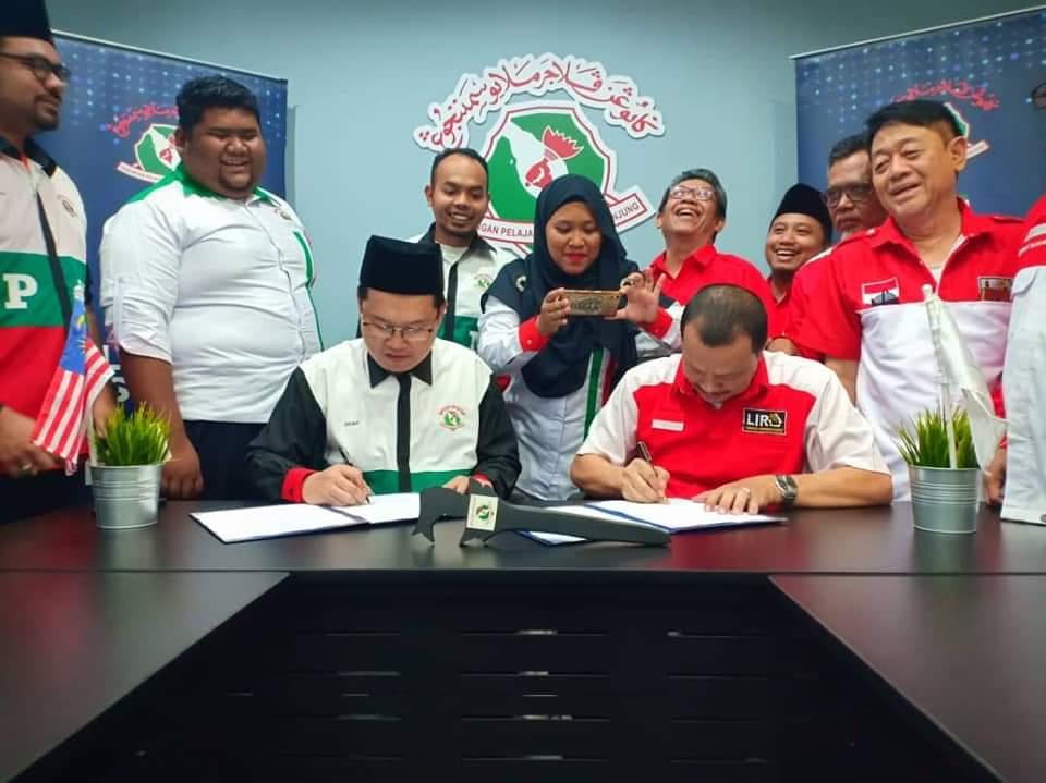 LSM LIRA DAN NGO GPMS Malaysia Tanda Tangani 5 Program Kerja