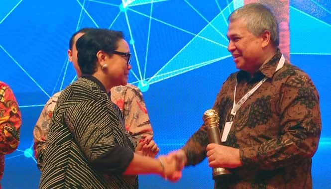 Mesir Raih 6 Primaduta Award dari Presiden Jokowi
