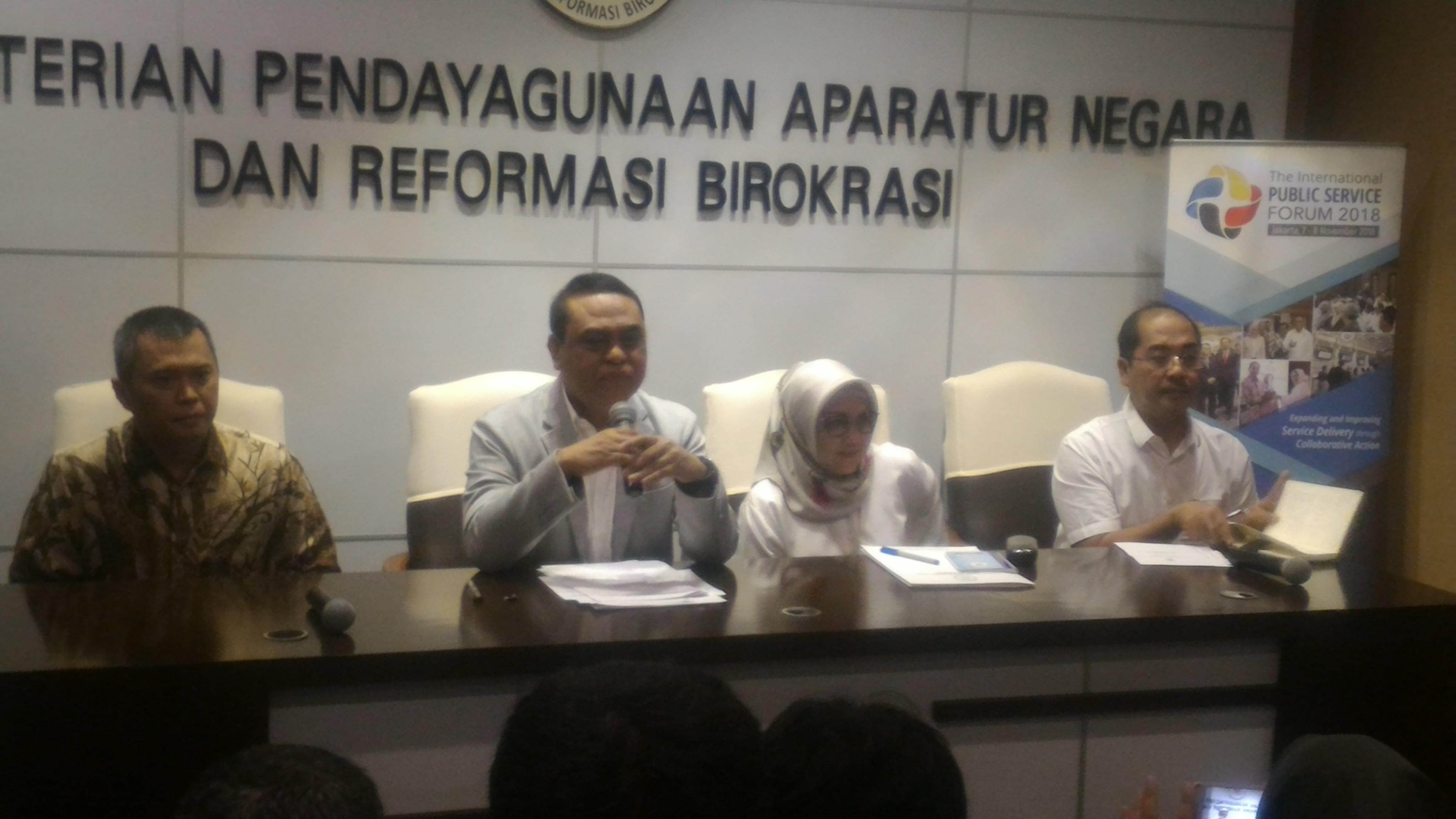 MENPAN RB Adakan Pemeran Pelayanan Publik Pada IPS 2018
