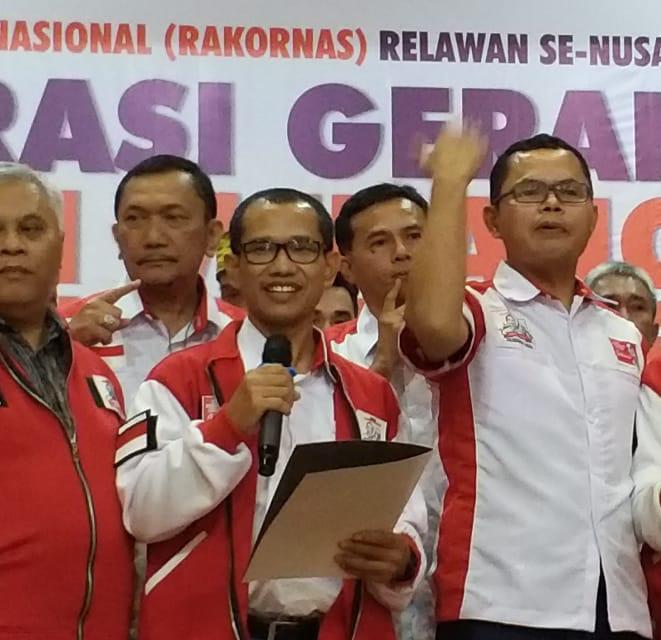 The President Center: Ratna Sarumpet dan Prabowo Cs Harus Diproses Hukum Karena Sebar Hoax