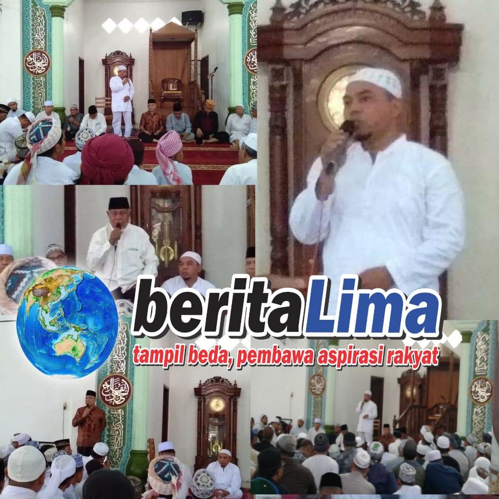 Ijtima/Tabligh Akbar Silaturrahmi Umat Muslim Labuhanbatu