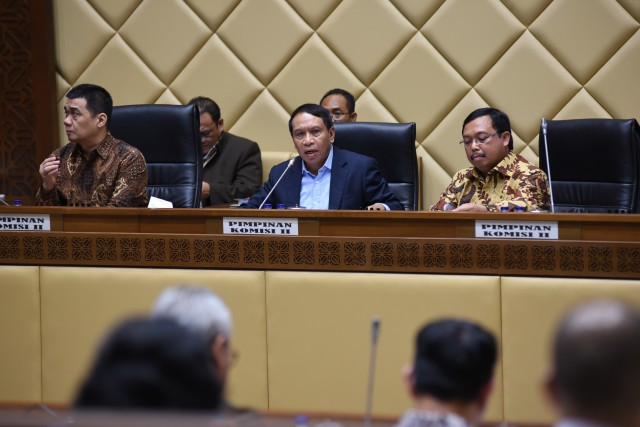 Zainuddin Amali: Ke depan, PSU Dalam Pilkada Tidak Boleh Terulang