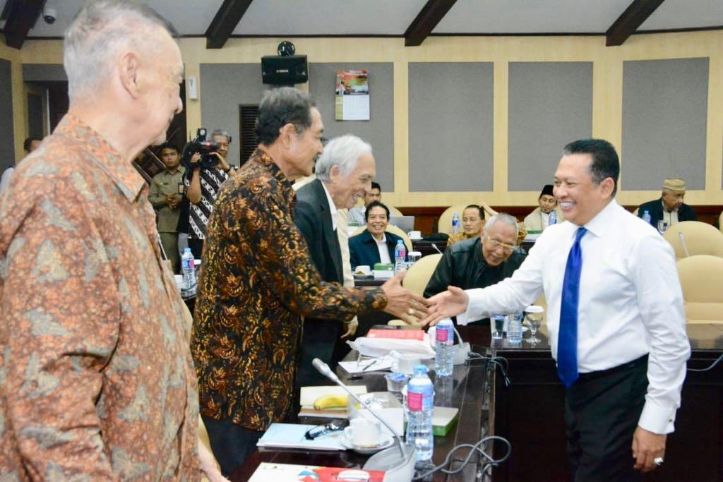 Bamsoet: Politik Indonesia Jadi Wajah Baru Sistem Pemerintahan