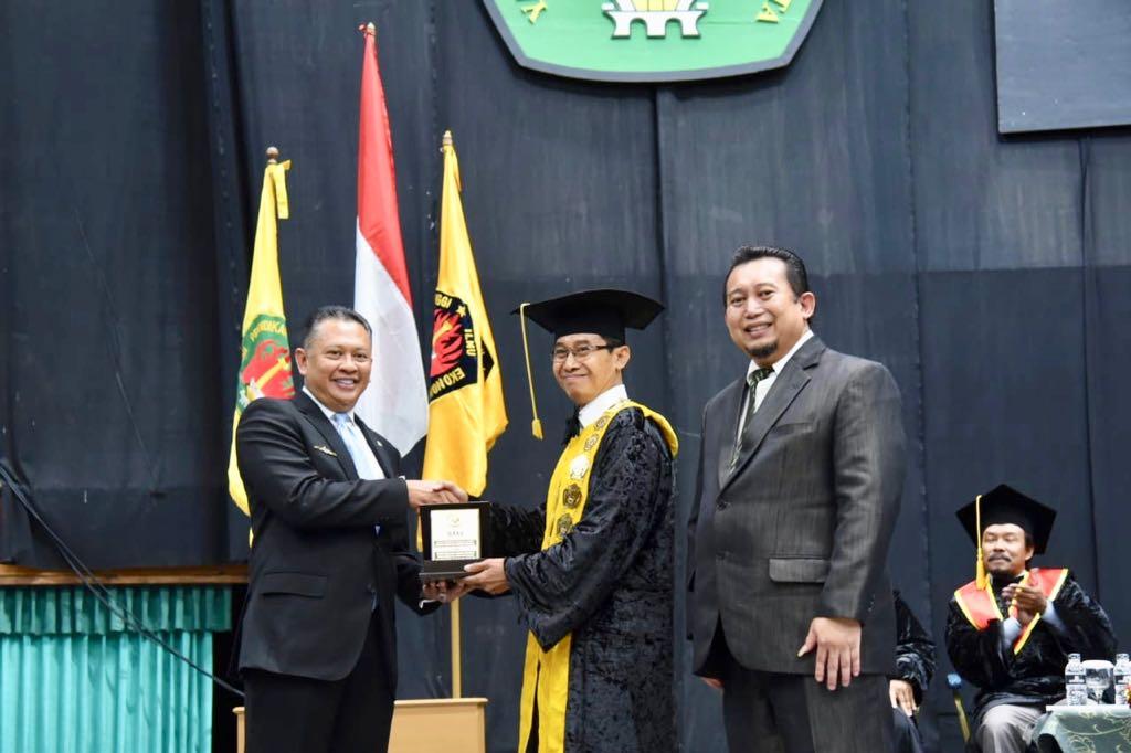 Bamsoet: Akbikefest 2018 Ajang Promosi Wisata Provinsi Banten