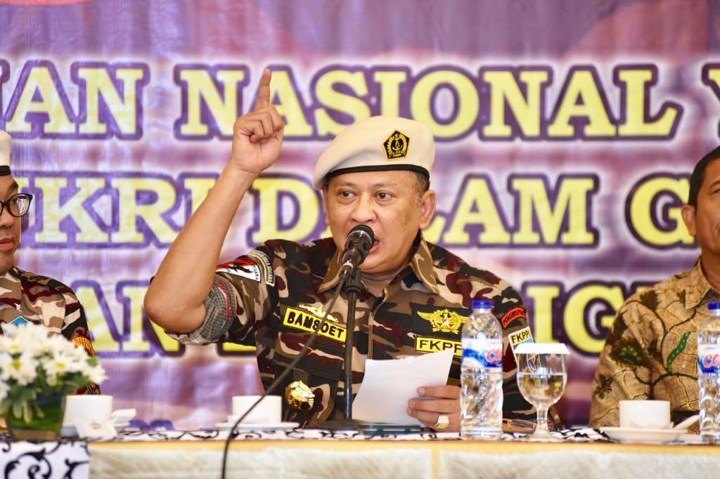 Bamsoet: Baru Era Presiden Jokowi Tingkat Kesmiskinan Dibawa