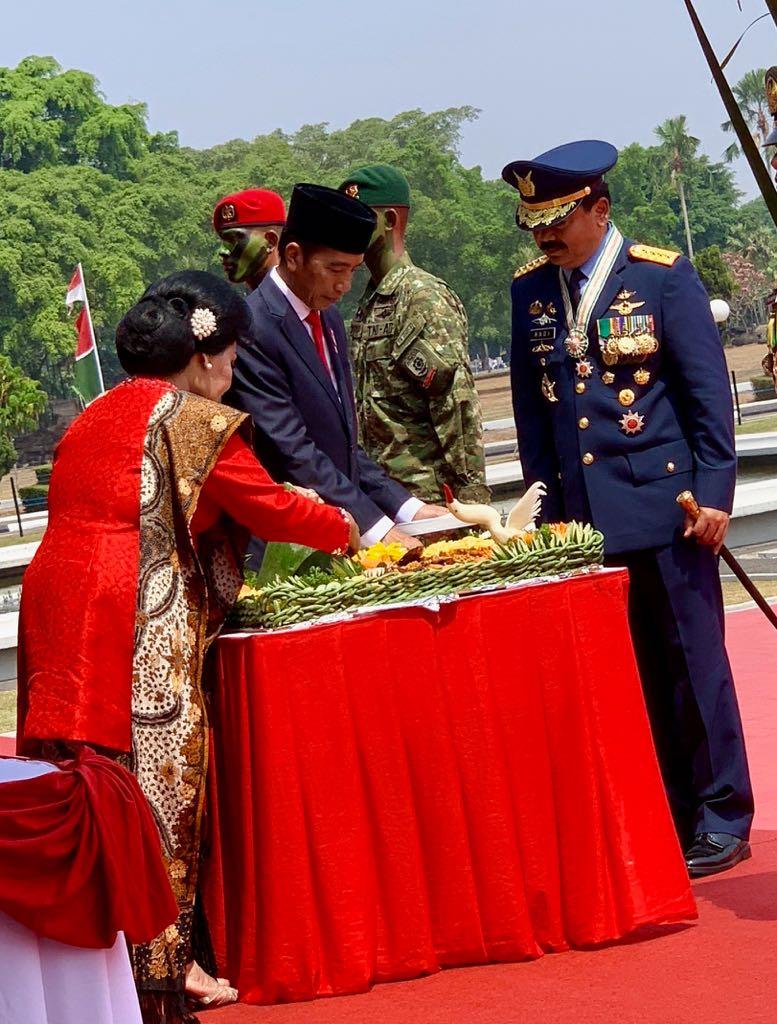 Bamoset: Beragam Tantangan TNI Pertahankan NKRI