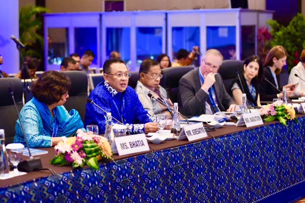 Bamsoet: Parlemen Penting Buat IMF dan World Bank