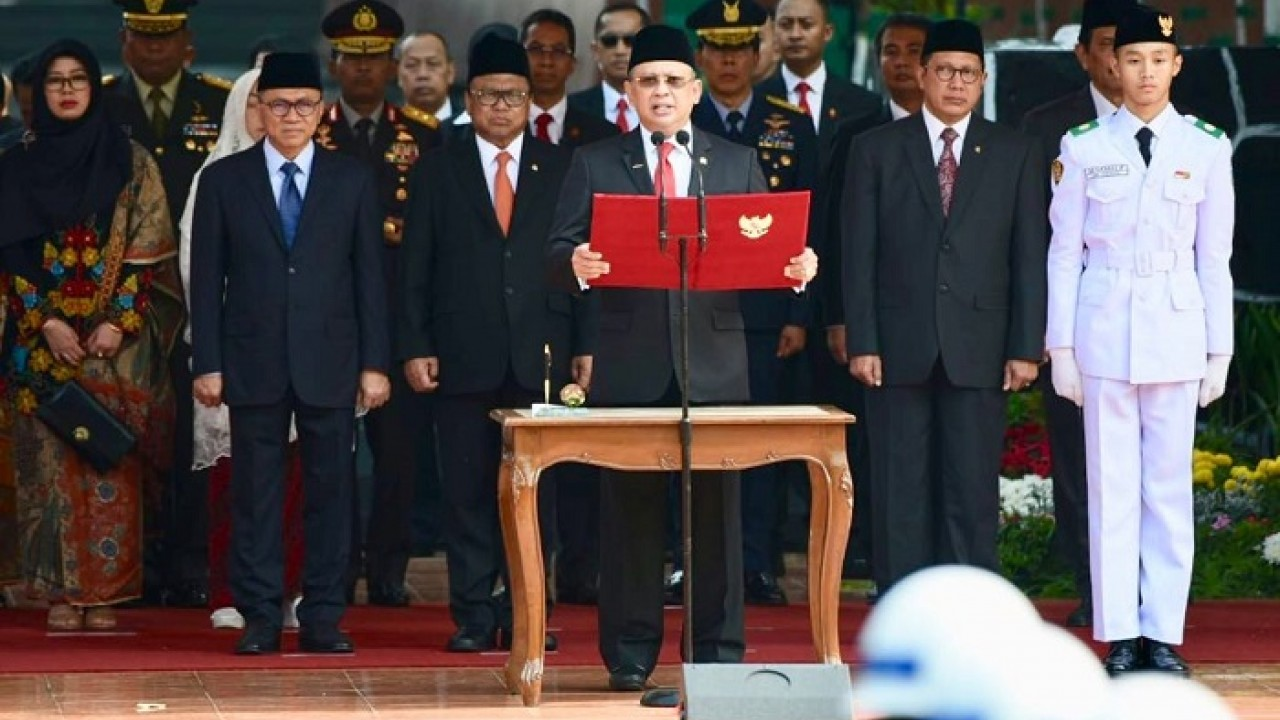 Bamsoet: Pancasila Ruh Bangsa Indonesia, Harus Diwujudkan Dalam Keseharian