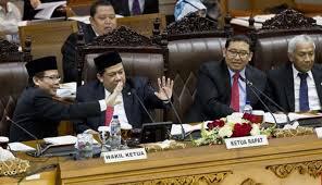 10 Fraksi DPR RI Setuju Tiga RUU Jadi Usul Inisiatif DPR