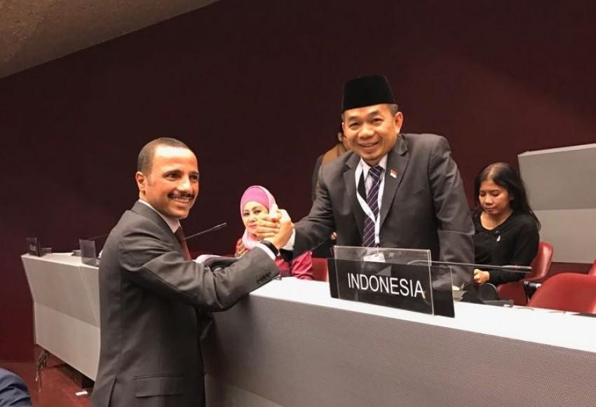 Jazuli: Indonesia Dorong Resolusi Dunia Damai dan Berkeadilan Dalam Sidang IPU