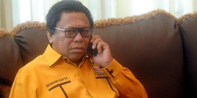 Setelah Gugatan Ditolak Bawaslu, Oesman Sapta Gugat KPU ke PTUN