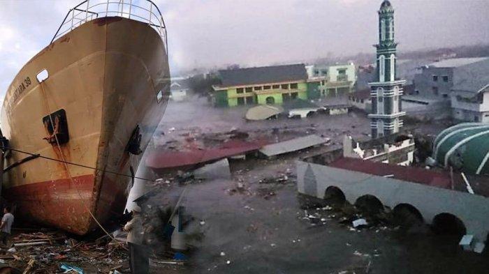 BNPB: Korban Bencana 2018 Terbanyak Dalam 10 Tahun Terakhir
