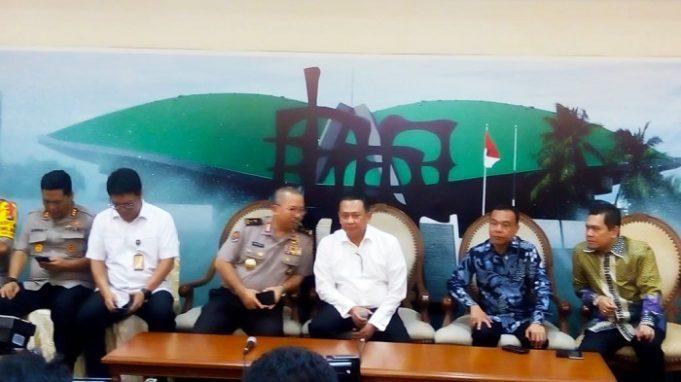 Bamsoet: Peluru Anggota Perbakin Tembus Ruangan Anggota DPR