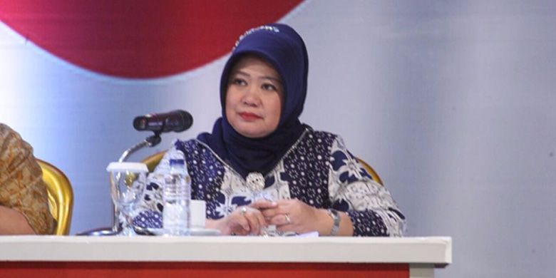 Jalin Kerjasama, Siti Fauziah Bangun Komunikasi Baik Dengan Media