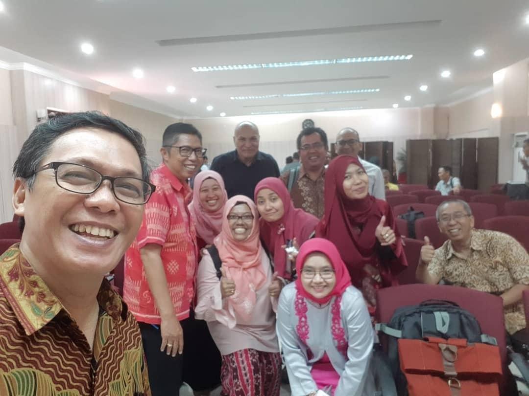 Pengelola Prodi Sosiologi Kumpul di UIT Tangerang Selatan Gelar Loknas